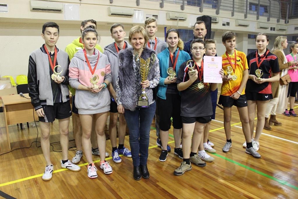 Участники из Конькова не приняли участие в городском турнире по настольному теннису